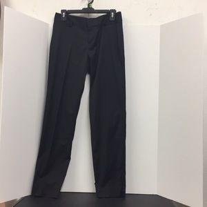 Banana republic womens stretch pants 4L black